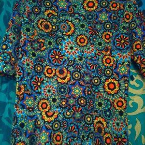 Bright LalaRue Dress